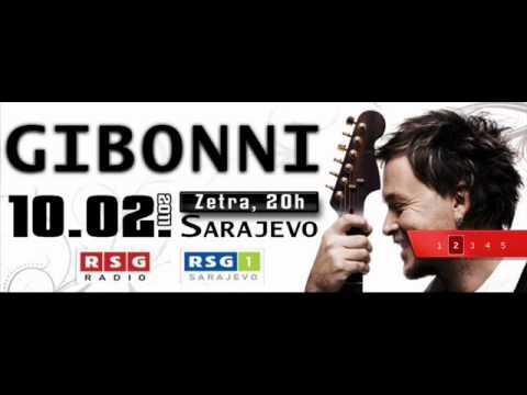 Gibonni radio intervju za RSG 1 Sarajevo 2011.