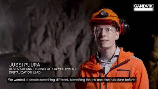 AutoMine® Concept - the next generation of mining automation - Behind the scenes