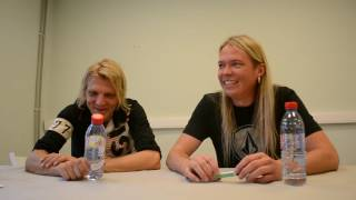 Interview with Eicca and Mikko for Rus Apocalyptica official community