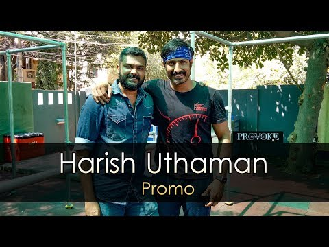 Take A Leap With Harish Uthaman | Parkour Pod | Chennai | Promo