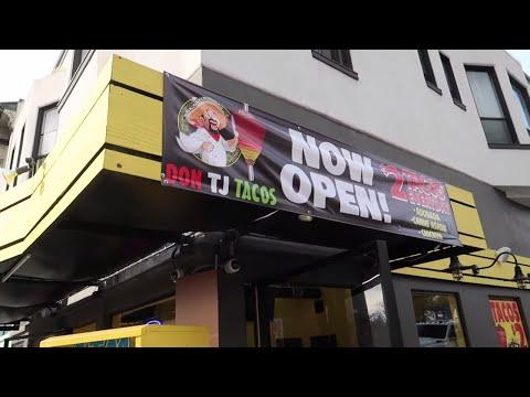 Best TJ Taco's In San DIego!!