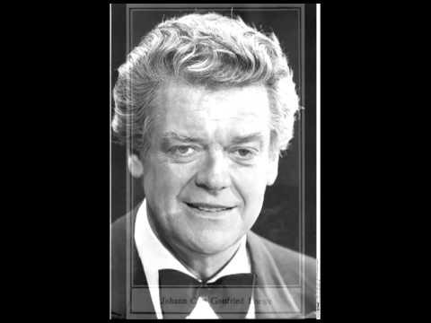 Hermann Prey, Günther Weissenborn: Loewe Balladen 2/2