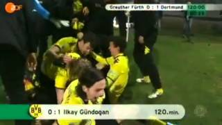 Dfb pokal 2011/12 1/2 - finaleilkay gündogan (120.)