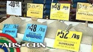 Bandila: Presyo ng bigas sa Iligan City, bumaba