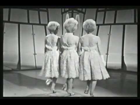 Beverley Sisters - Left Right Out Of My Heart