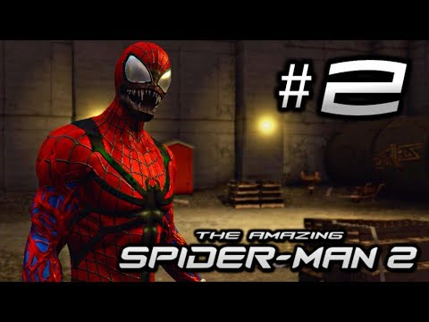 The Amazing Spider-Man 2 Gameplay Walkthrough Part 2 - Mission 2: On the Trail of a Killer!
