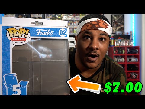 Funko Shop Pop Protector Is They Worth Buying🤔🤔🤔🤔