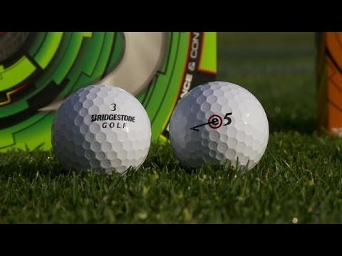 Bridgestone E Series Golf Ball