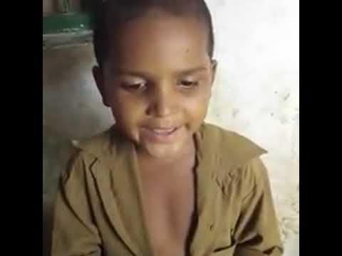 Apne Malik Ka Me Naam Lekar! Bajm Ki Ibtida Kar Raha Hu! (Is Chote Se Bachche Ki Abaaj Sunkar Deko )