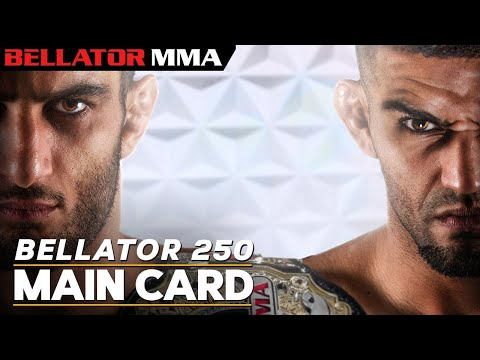 Main Card | Bellator 250: Mousasi vs. Lima