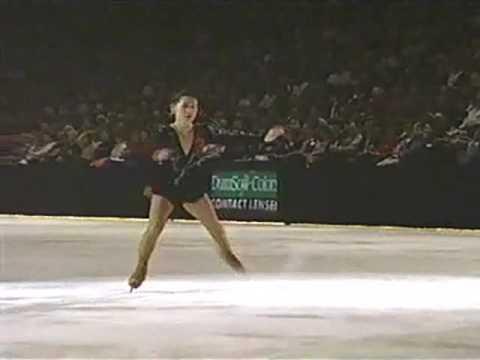 Midori Ito 1993 World Pro TP