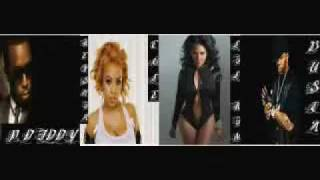 P.Diddy ft Keyshia Cole, Lil Kim and Busta  Rhymes - Last Night Remix