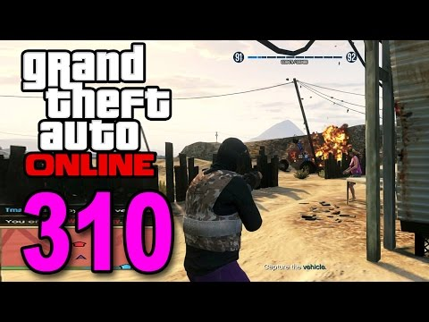 Grand Theft Auto 5 Multiplayer - Part 310 - LEGENDARY PLAY (GTA Online Gameplay)