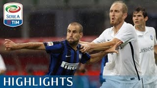 Inter - Atalanta 1-0 - Highlights - Giornata 1 - Serie A TIM 2015/16