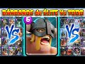 +Bárbaros de Elite+ VS TODO | Clash Royale