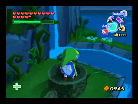 Let's Play Wind Waker Ep. 25 - Little Link: The Wind Master in Adventures in Floormasterland
