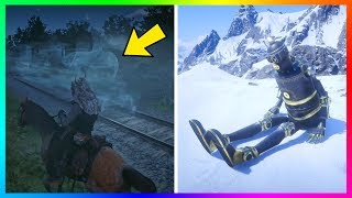 TOP 50 Easter Eggs In Red Dead Redemption 2! (Ultimate RDR2 Easter Egg Guide)