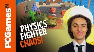 We play frenzied arena fighter Havocado with creator Kwebblekop