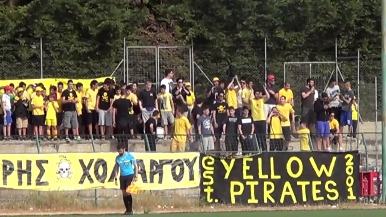 Αρης: Αρης Χολαργου Yellow Pirates