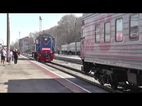 Нижневартовск бугульма поезд