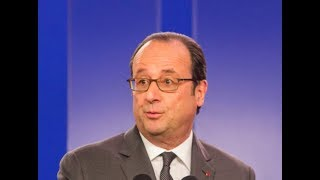 """François Hollande ne connaît """"personne qui n'aime pas le Flanby"""""""