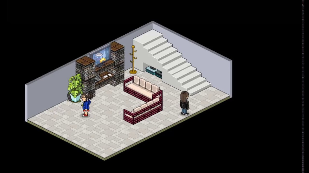 Tuto n 1 salon simple youtube for Wibbo me