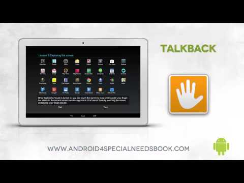 TalkBack - Lesson 10 - Android Accessibility Features Course