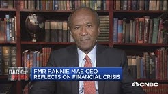 Former Fannie Mae CEO reflects on financial crisis