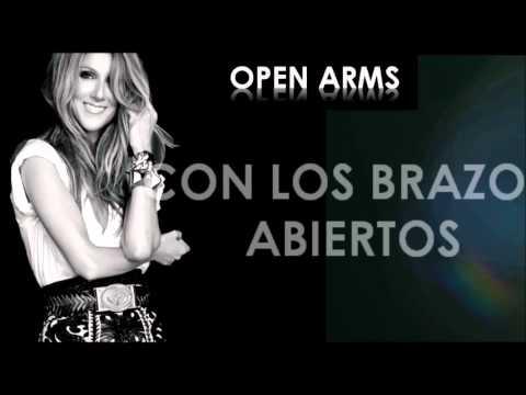 Céline Dion - Open Arms [Traducida] [Bonus Track Japanese]