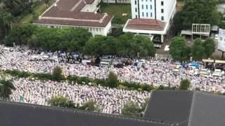 Dahsyat!!! 5 Juta Orang Aksi Bela Islam