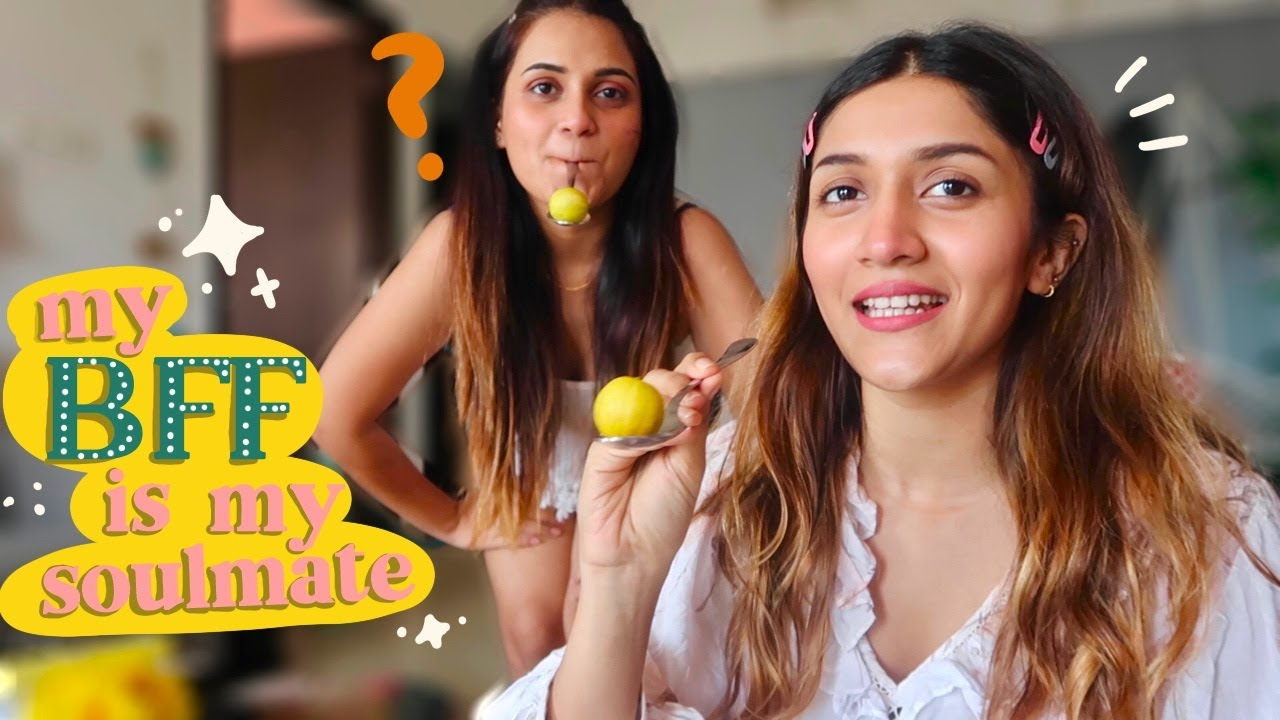EP: 5 🇮🇳 Day in lockdown with my crazy BFF | Nykaa makeup Haul, Spoon and Lemon Race, Haircut