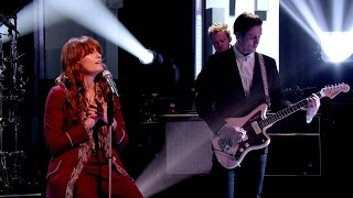 Florence The Machine Ship To Wreck Later With Jools Holland BBC Two