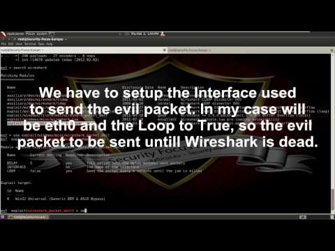 Security Focus Europe: Wireshark Remote Stack Buffer Overflow ( hacking the sniffers )