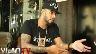 Swizz Beatz Talks Expecting New Child w/ Alicia Keys