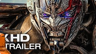 TRANSFORMERS 5 Trailer 3 German Deutsch (2017)