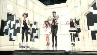 090621 2NE1 - Fire live HD