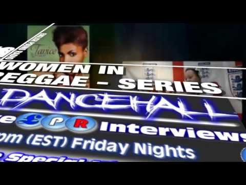 Special Mix - Tanice Morrison - Women In Reggae - English Pound Radio Series   13th/Nov/2015