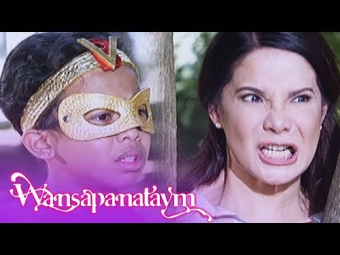 Wansapanataym: Vings knows the truth