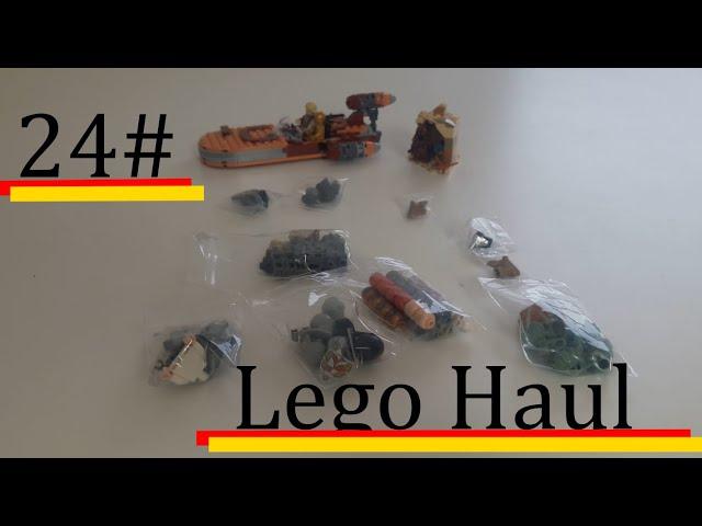 Lego Haul 24# Teile fürs nächste Moc