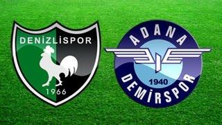 Denizlispor 3-4 Adana Demirspor (02.02.2015) 18. Hafta