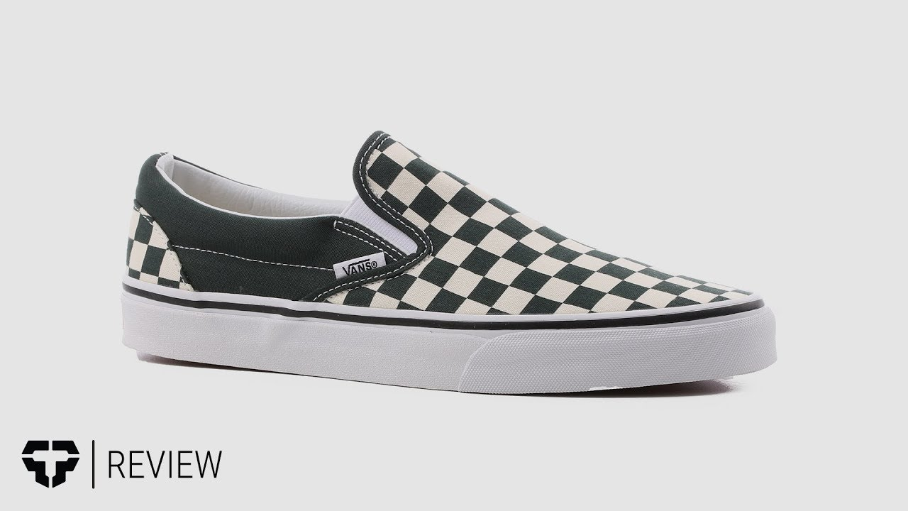 Vans Classic Slip-on Skate Shoes review. Tactics Boardshop 770d7d07b
