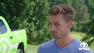 What's In the City presented by Toyota - Golfing with Blair Walsh