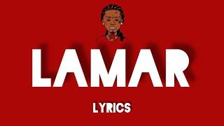 Lil Wayne - Lamar Lyrics