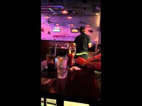Copper still bar karaoke haha