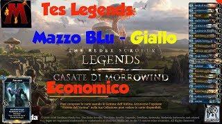 The Elder Scrolls Legends: Mazzo Giallo Blu per iniziare - Ancano ftw!