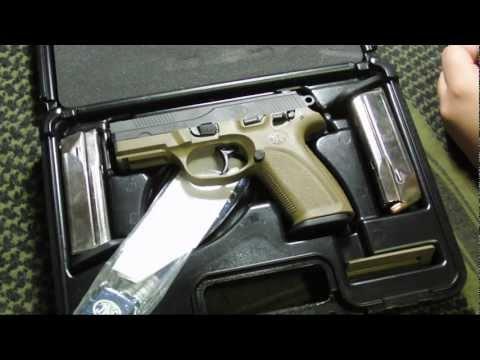 FNH FNP-9 USG Review