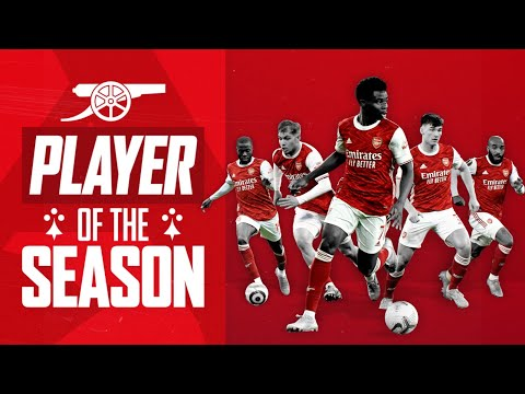 Who is your 2020/21 Player of the Season? | Saka, Tierney, Smith Rowe, Lacazette or Pepe?