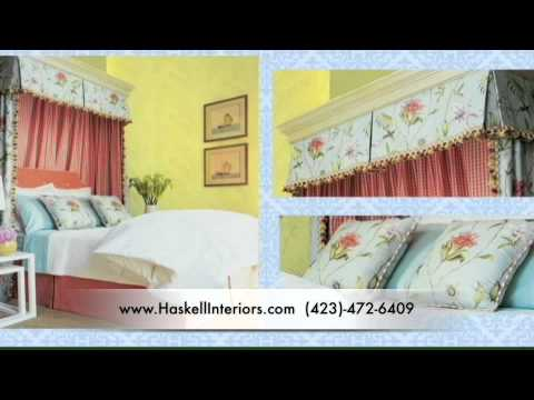 Haskell Interiors - Fabric Wall Coverings - Cleveland, Tennessee