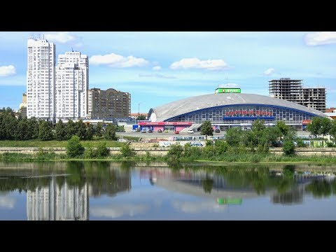 Chelyabinsk Russia. 4K. Interesting Facts