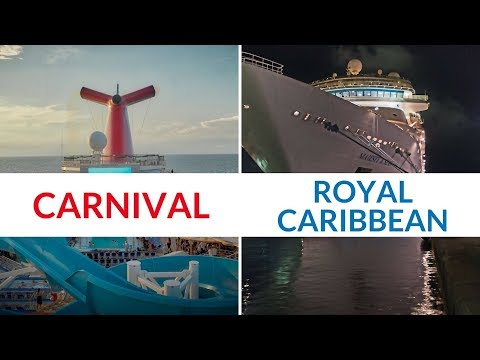 Day 1: Boarding Royal Caribbeans Oldest and Smallest Ship in